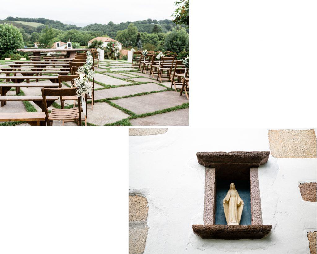 mariage basque