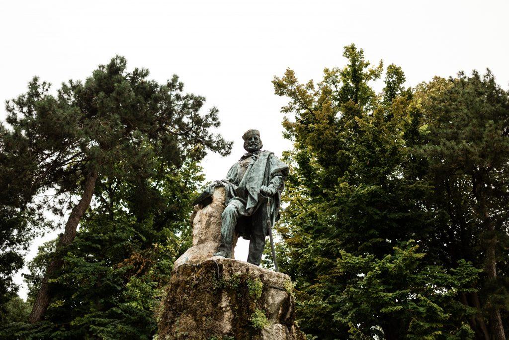 Statue Venise