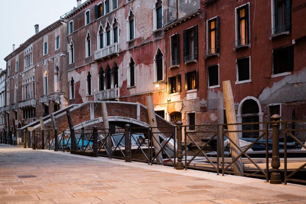 façades vénitiennes