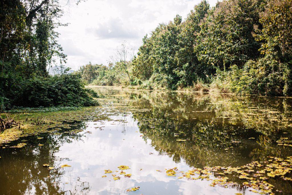 Nam tien lake