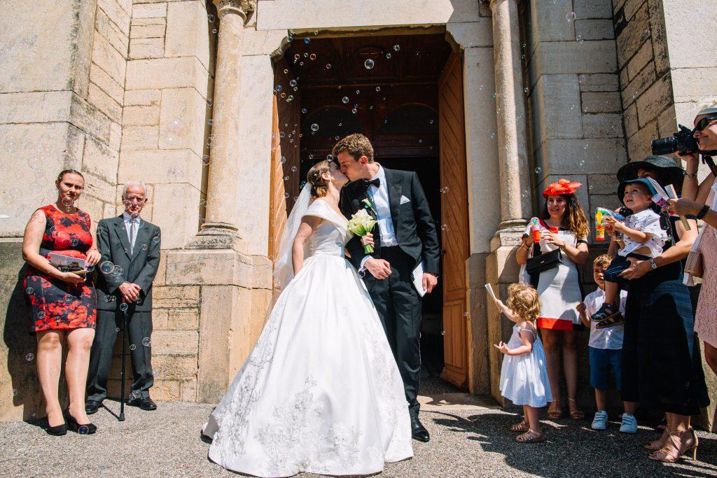 mariage eglise de Limas