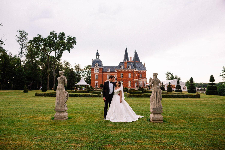 mariage château des creusettes