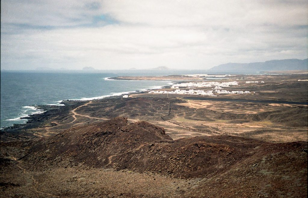 panorama iles canaries