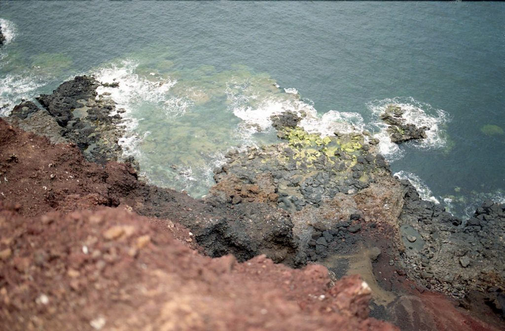 terre volcanique canaries