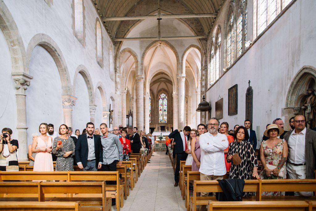 mariage eglise Ferrières-en-Gâtinais