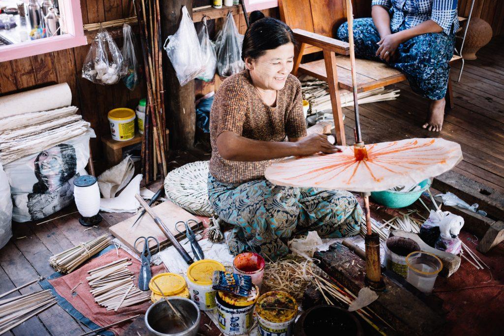 artisan lac inle