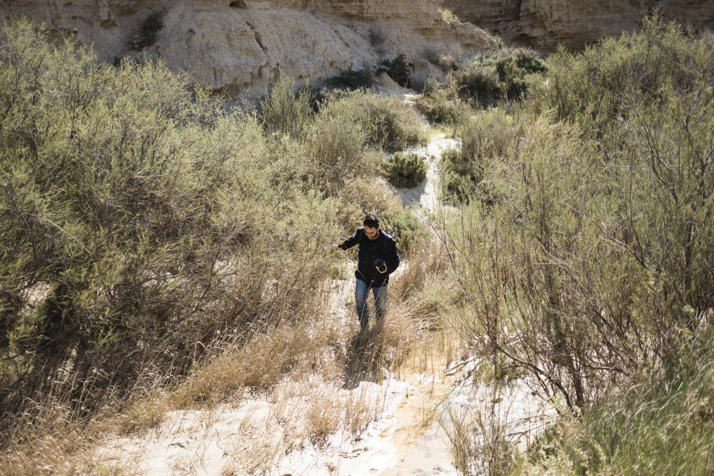 desert de bardenas blog