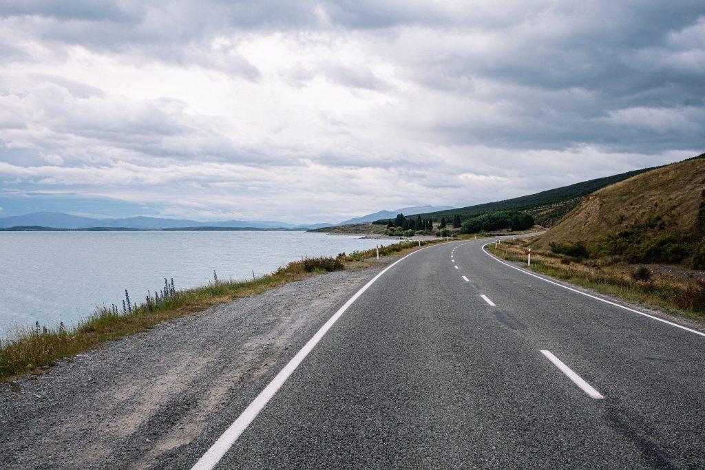 scenic road nouvelle zelande