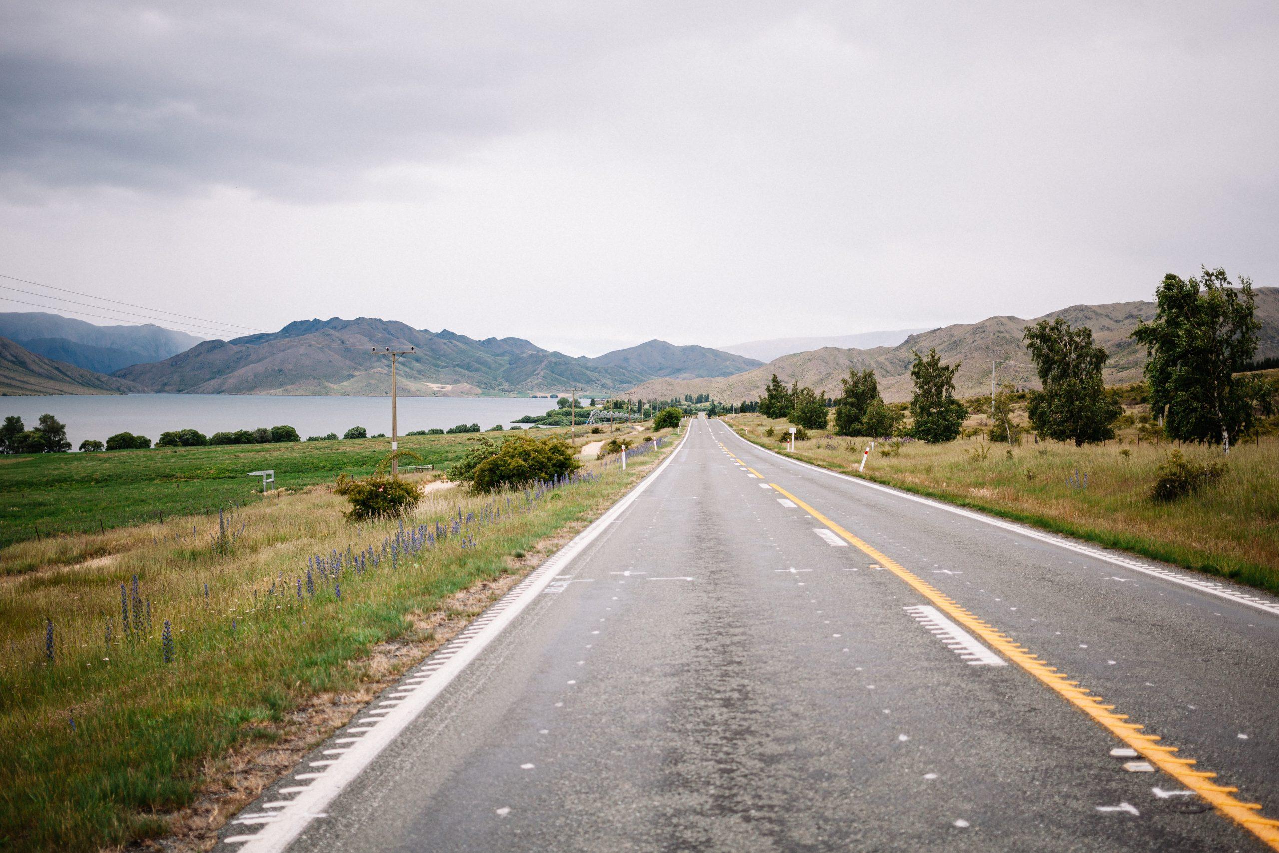 routes de nouvelles zelande