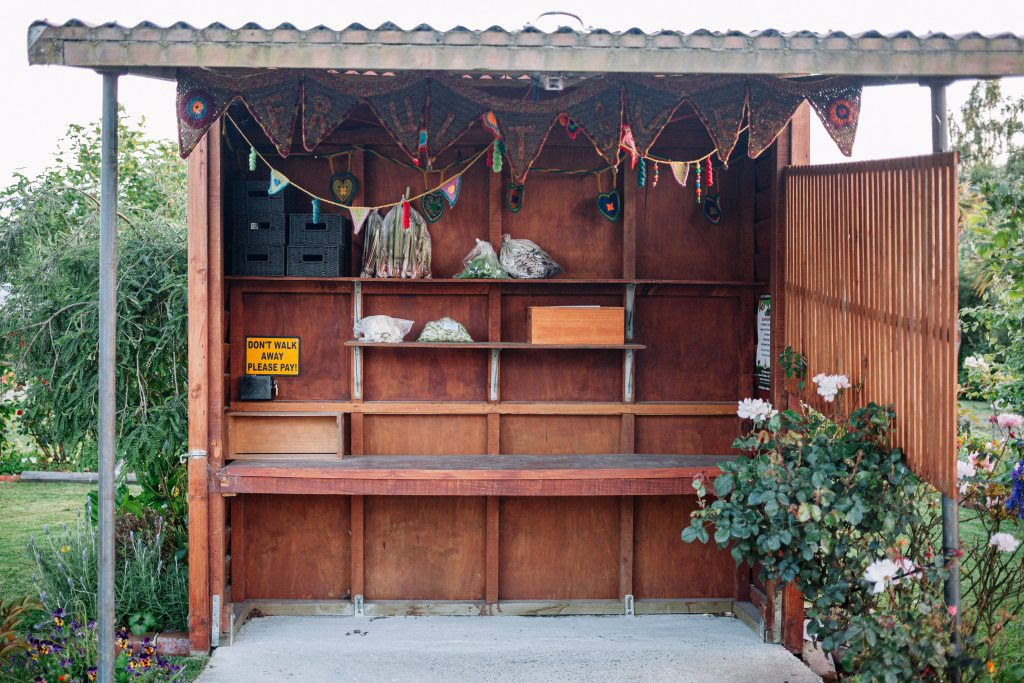 honesty box nouvelle zelande