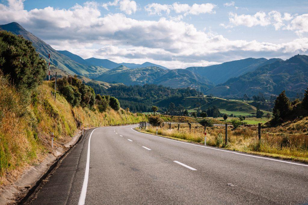 routes de nouvelle zelande