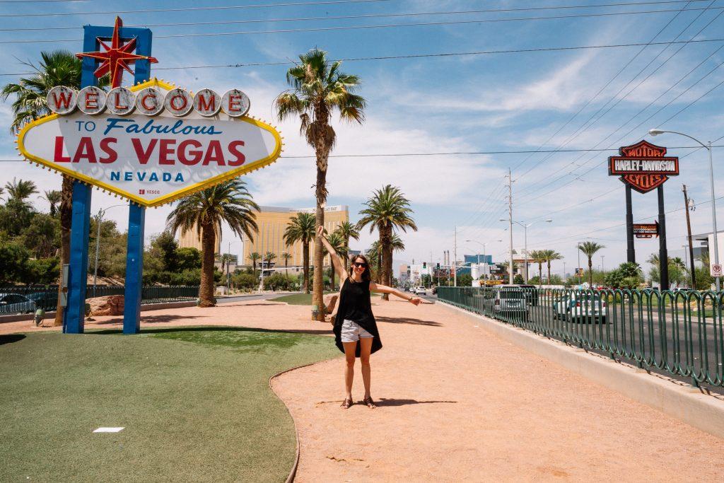 blog voyage Las Vegas