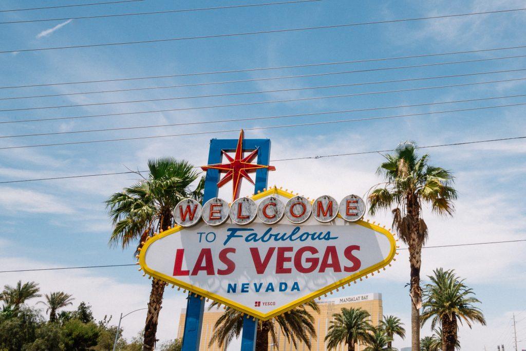 Las Vegas blog voyage